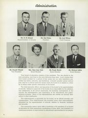 Page 6, 1954 Edition, Garfield Heights High School - Garfield Yearbook (Garfield Heights, OH) online yearbook collection