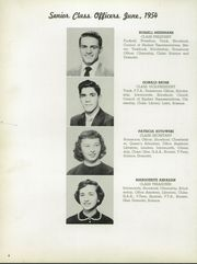 Page 8, 1954 Edition, Garfield Heights High School - Garfield Yearbook (Garfield Heights, OH) online yearbook collection