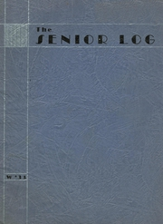 James Garfield High School - Crimson and Blue Yearbook (Los Angeles, CA) online yearbook collection, 1933 Edition, Cover