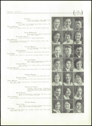 Page 9, 1933 Edition, James Garfield High School - Crimson and Blue Yearbook (Los Angeles, CA) online yearbook collection