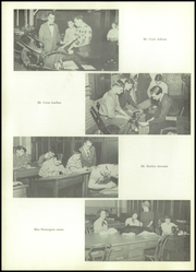 Page 16, 1952 Edition, Garfield High School - Rampage Yearbook (Akron, OH) online yearbook collection