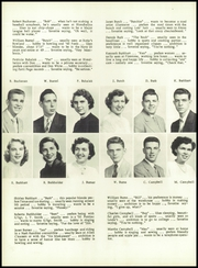 Garfield High School - Rampage Yearbook (Akron, OH) online yearbook collection, 1953 Edition, Page 22 of 136