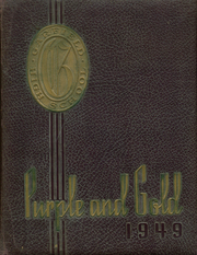 Garfield High School - Retrospect Yearbook (Garfield, NJ) online yearbook collection, 1949 Edition, Cover