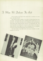 Page 9, 1949 Edition, Garfield High School - Retrospect Yearbook (Garfield, NJ) online yearbook collection