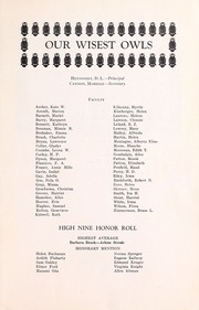 Garfield Junior High School - Gleaner Yearbook (Berkeley, CA) online yearbook collection, 1927 Edition, Page 5 of 52