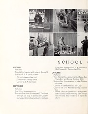 Page 10, 1939 Edition, Garfield Junior High School - Gleaner Yearbook (Berkeley, CA) online yearbook collection
