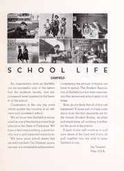 Garfield Junior High School - Gleaner Yearbook (Berkeley, CA) online yearbook collection, 1940 Edition, Page 5 of 24
