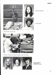 Garinger High School - Snips and Cuts Yearbook (Charlotte, NC) online yearbook collection, 1971 Edition, Page 289