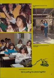 Garland High School - Owls Nest Yearbook (Garland, TX) online yearbook collection, 1980 Edition, Page 11 of 352