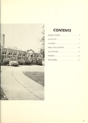 Garrett High School - Aeolian Yearbook (Garrett, IN) online yearbook collection, 1955 Edition, Page 7