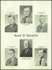 Garrison High School - Trooper Yearbook (Garrison, ND) online yearbook collection, 1956 Edition, Page 10