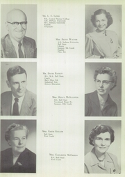 Page 11, 1954 Edition, Gaston High School - Aurora Yearbook (Gaston, IN) online yearbook collection