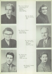 Page 12, 1954 Edition, Gaston High School - Aurora Yearbook (Gaston, IN) online yearbook collection