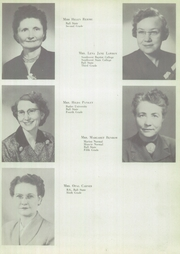Page 13, 1954 Edition, Gaston High School - Aurora Yearbook (Gaston, IN) online yearbook collection