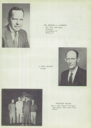 Page 7, 1954 Edition, Gaston High School - Aurora Yearbook (Gaston, IN) online yearbook collection