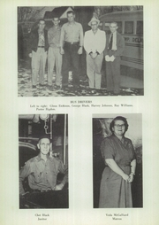 Page 8, 1954 Edition, Gaston High School - Aurora Yearbook (Gaston, IN) online yearbook collection