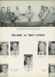 Page 10, 1955 Edition, Gaston High School - Gusher Yearbook (Joinerville, TX) online yearbook collection