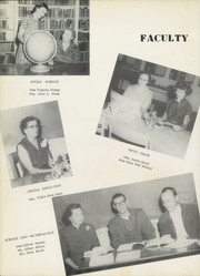 Page 14, 1955 Edition, Gaston High School - Gusher Yearbook (Joinerville, TX) online yearbook collection