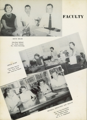 Page 16, 1955 Edition, Gaston High School - Gusher Yearbook (Joinerville, TX) online yearbook collection