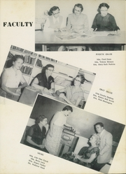 Page 17, 1955 Edition, Gaston High School - Gusher Yearbook (Joinerville, TX) online yearbook collection