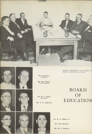 Gaston High School - Gusher Yearbook (Joinerville, TX) online yearbook collection, 1957 Edition, Page 12 of 152