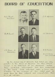 Gatesville High School - Crescent Yearbook (Gatesville, TX) online yearbook collection, 1944 Edition, Page 12 of 96