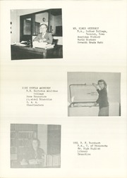 Page 12, 1952 Edition, Gaylord High School - Mem Wa Yearbook (Gaylord, MN) online yearbook collection