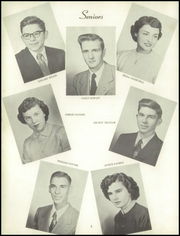Page 10, 1953 Edition, Gaylord High School - Northern Echo Yearbook (Gaylord, MI) online yearbook collection