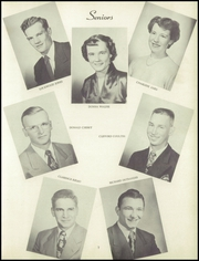 Page 11, 1953 Edition, Gaylord High School - Northern Echo Yearbook (Gaylord, MI) online yearbook collection