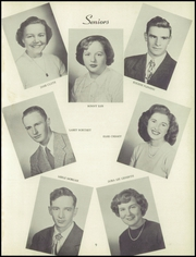 Page 13, 1953 Edition, Gaylord High School - Northern Echo Yearbook (Gaylord, MI) online yearbook collection