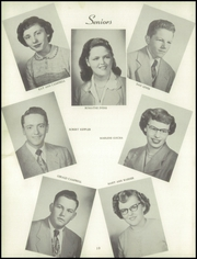 Page 14, 1953 Edition, Gaylord High School - Northern Echo Yearbook (Gaylord, MI) online yearbook collection