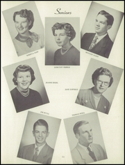 Page 15, 1953 Edition, Gaylord High School - Northern Echo Yearbook (Gaylord, MI) online yearbook collection