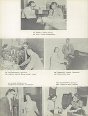 Page 10, 1954 Edition, Gaylord High School - Northern Echo Yearbook (Gaylord, MI) online yearbook collection