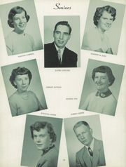 Page 14, 1954 Edition, Gaylord High School - Northern Echo Yearbook (Gaylord, MI) online yearbook collection