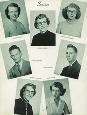 Page 16, 1954 Edition, Gaylord High School - Northern Echo Yearbook (Gaylord, MI) online yearbook collection