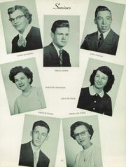 Page 17, 1954 Edition, Gaylord High School - Northern Echo Yearbook (Gaylord, MI) online yearbook collection