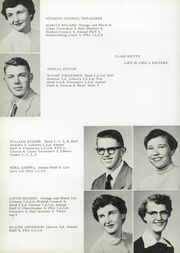 Gays Mills High School - Millian Yearbook (Gays Mills, WI) online yearbook collection, 1956 Edition, Page 14 of 76