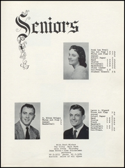 Page 17, 1959 Edition, Gem Consolidated School - Gems Yearbook (Colby, KS) online yearbook collection