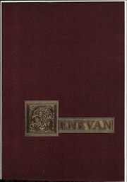 Geneva College - Genevan Yearbook (Beaver Falls, PA) online yearbook collection, 1966 Edition, Cover