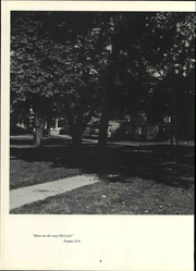 Page 12, 1966 Edition, Geneva College - Genevan Yearbook (Beaver Falls, PA) online yearbook collection