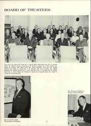 Page 14, 1966 Edition, Geneva College - Genevan Yearbook (Beaver Falls, PA) online yearbook collection