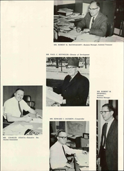 Page 15, 1966 Edition, Geneva College - Genevan Yearbook (Beaver Falls, PA) online yearbook collection
