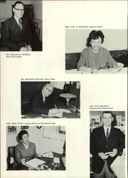Page 16, 1966 Edition, Geneva College - Genevan Yearbook (Beaver Falls, PA) online yearbook collection