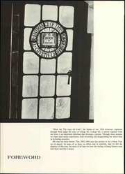Page 8, 1966 Edition, Geneva College - Genevan Yearbook (Beaver Falls, PA) online yearbook collection