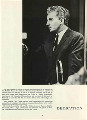Page 9, 1966 Edition, Geneva College - Genevan Yearbook (Beaver Falls, PA) online yearbook collection