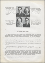 Page 16, 1942 Edition, Geneva High School - Legend Yearbook (Geneva, IN) online yearbook collection