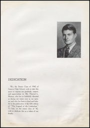 Page 9, 1942 Edition, Geneva High School - Legend Yearbook (Geneva, IN) online yearbook collection