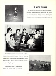 Geneva High School - Legend Yearbook (Geneva, IN) online yearbook collection, 1961 Edition, Page 14