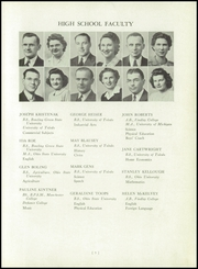 Genoa Area High School - Limelight Yearbook (Genoa, OH) online yearbook collection, 1942 Edition, Page 9