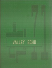 Gentry Elementary School - Valley Echo Yearbook (Gentry, AR) online yearbook collection, 1971 Edition, Cover